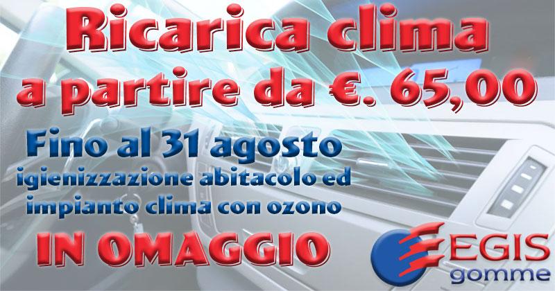 Banner Promo Ricarica Clima 2020